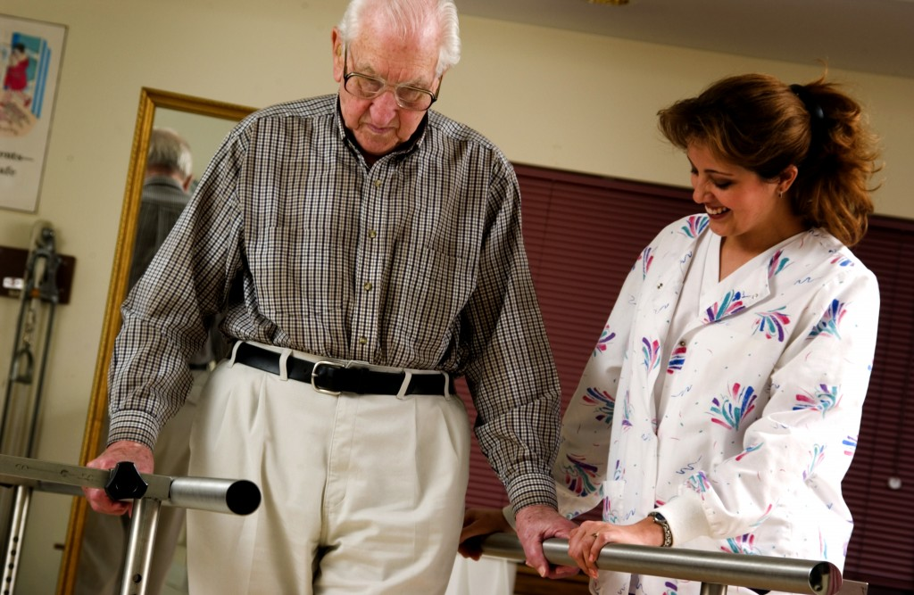 Older Patients Care for Occupational Therapists