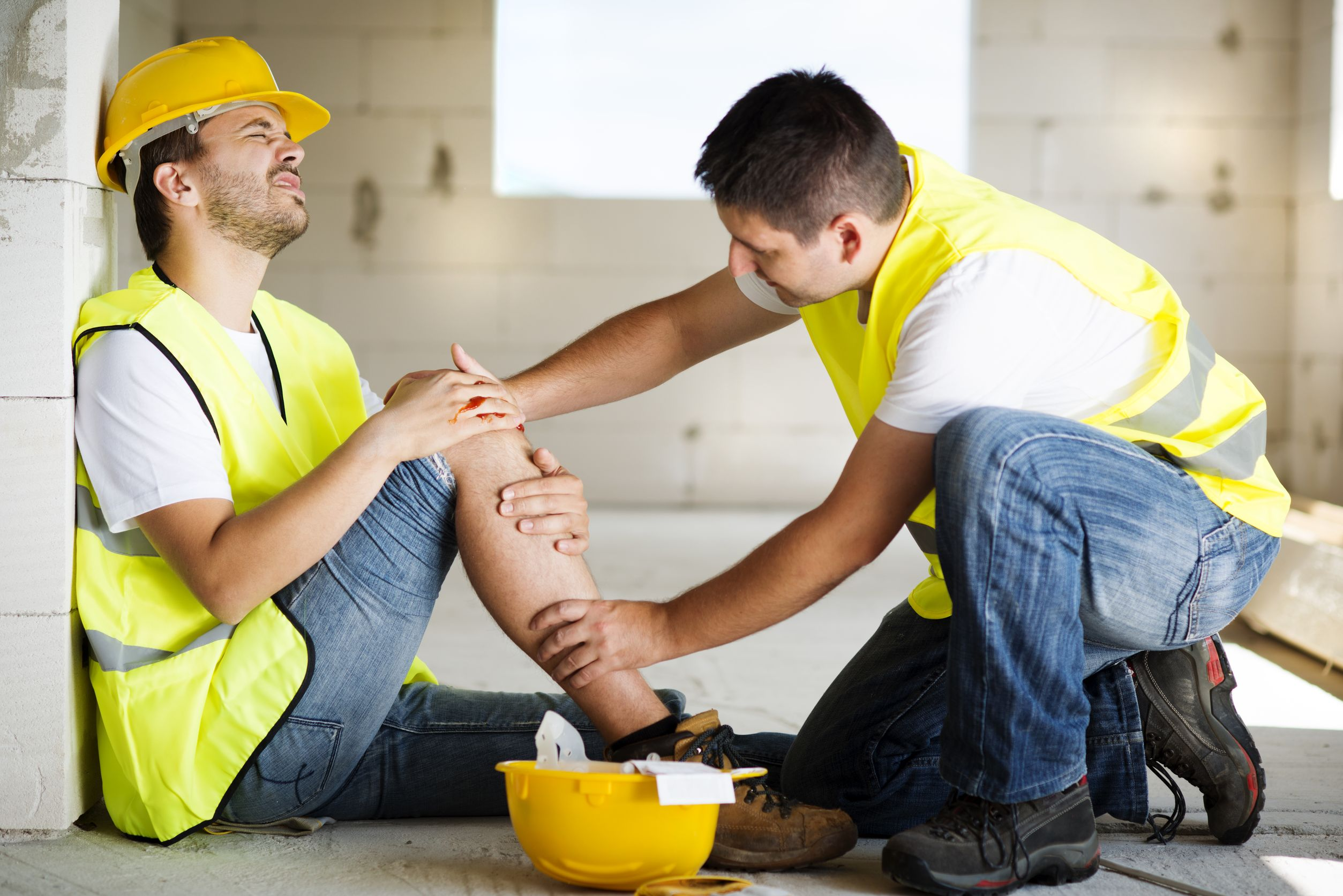 Most Common Workplace Injuries and Prevention