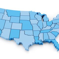 Best States for Occupational Therapists