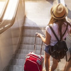 How to Travel Safely Alone & For Long Distances