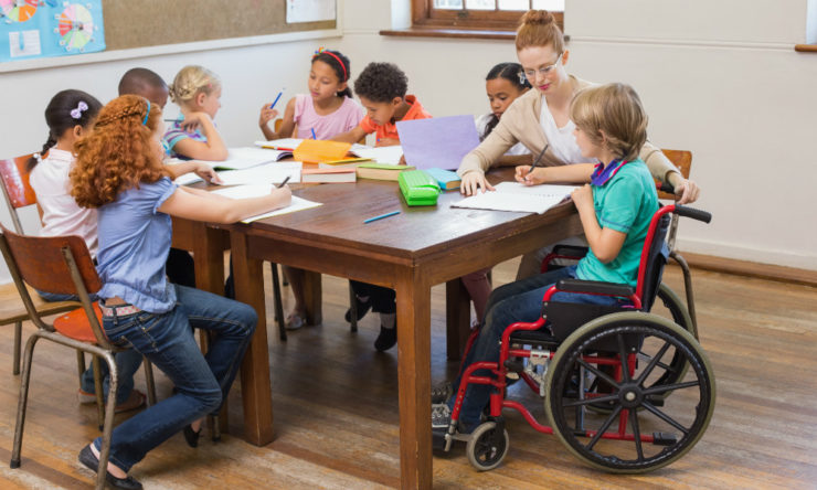 benefits of a school-based therapy job